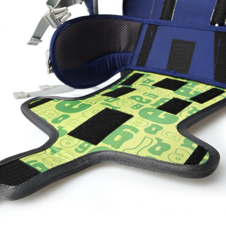 Рюкзак Ergobag BEAReferee с наполнением + светоотражатели в подарок, - фото 15