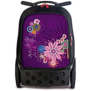 Рюкзак на колесах Nikidom XL Bloom  Испания арт. 9323 (27 литров)