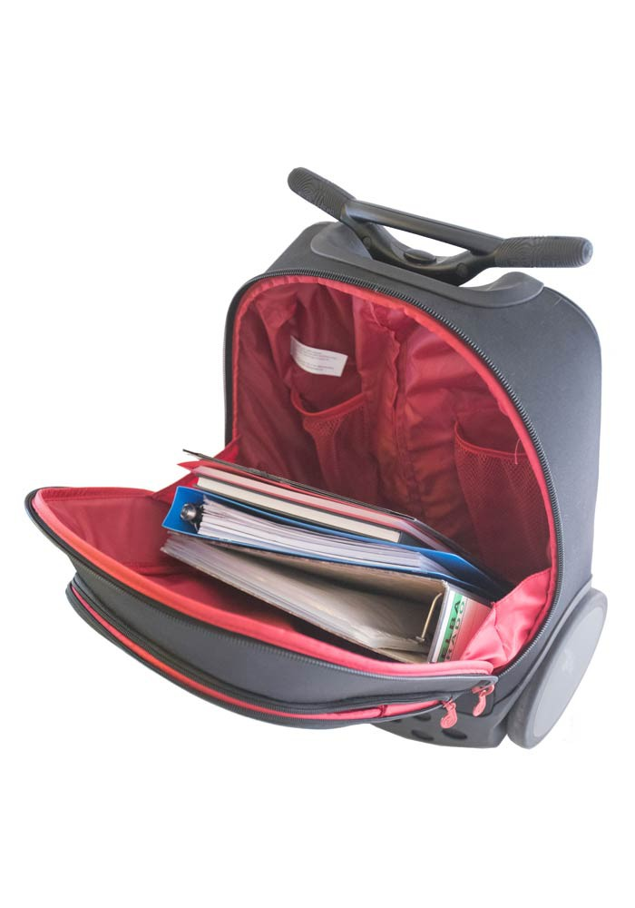 Рюкзак на колесиках Roller Nikidom White Fire XL арт. 9319 (27 литров), - фото 6