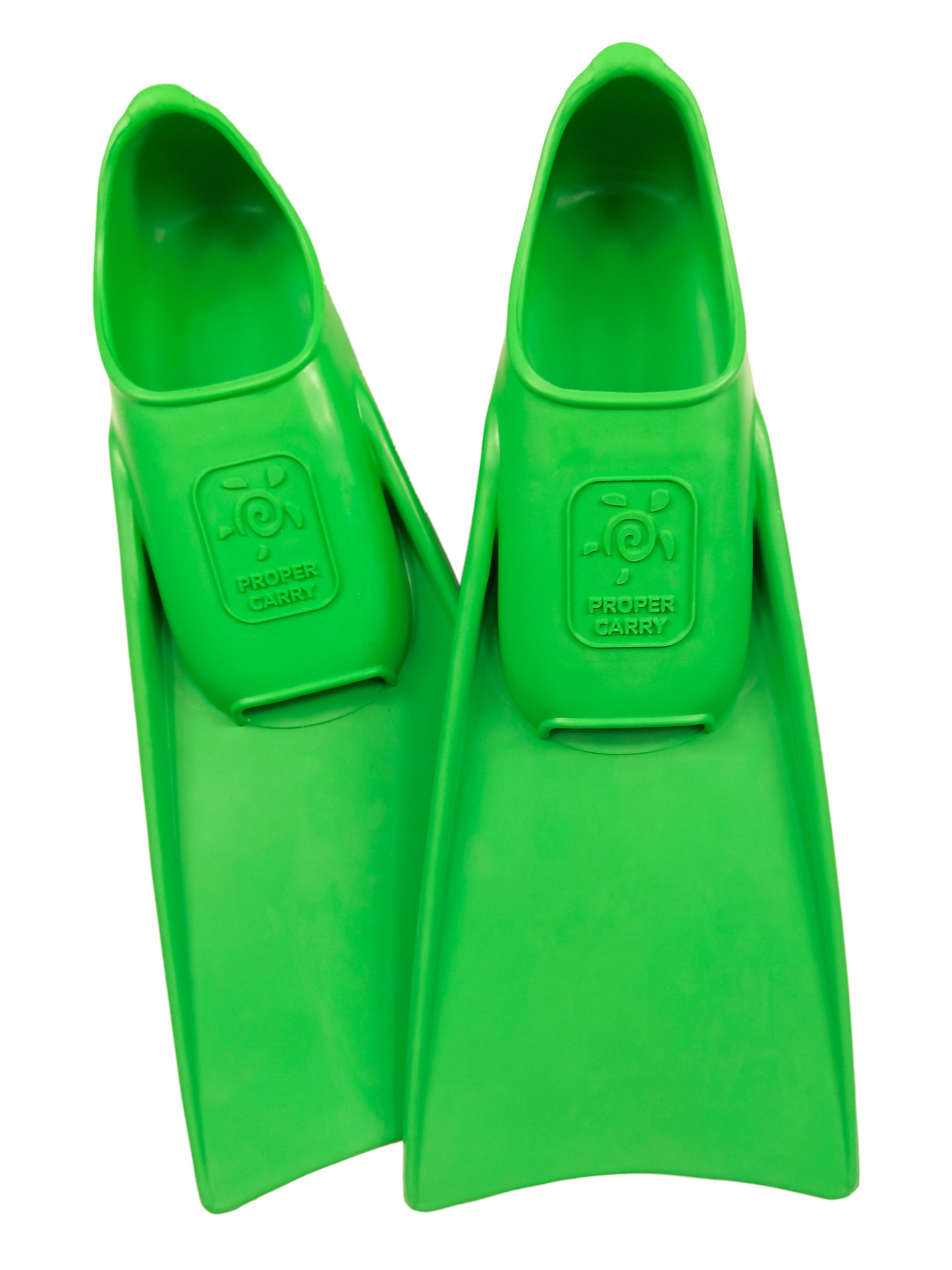 Детские ласты для плавания Proper-Carry Super Elastic размер 21-22, 23-24, 25-26, 27-28, 29-30, - фото 3