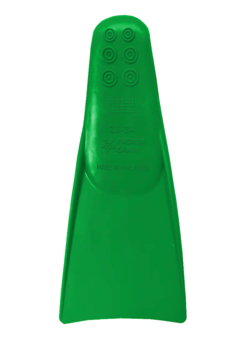 Грудничковые каучуковые ласты для бассейна ProperCarry FLOATING маленькие размеры 21-22, 23-24, 25-26, 27-28, 29-30, - фото 8